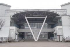 湯沢市総合体育館