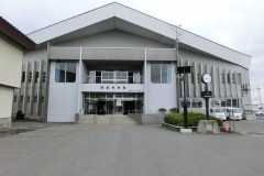 北秋田市鷹巣体育館