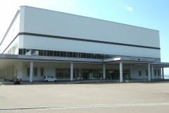 北秋田市森吉総合スポーツセンター