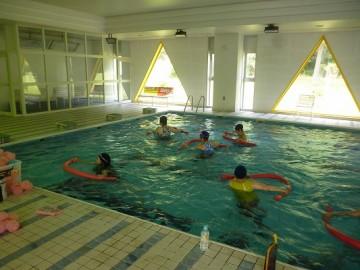 十和田水中運動教室