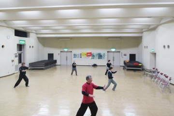 十和田健康太極拳教室