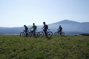 第16回鳥海山グルッと一周MTBサイクリング