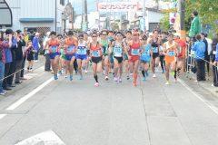 第24回きみまち二ツ井マラソン
