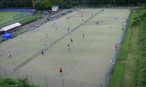 大仙市八乙女運動公園テニスコート