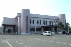 北秋田市合川体育館