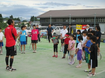 西仙北ソフトテニス教室