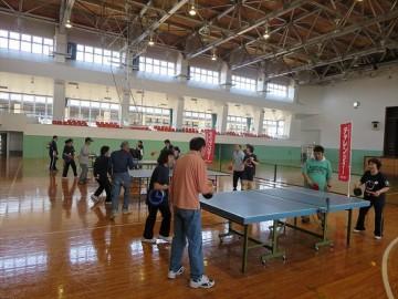 羽後町卓球教室