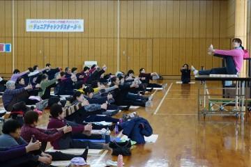 「円熟体操」で健康寿命をのばそう!