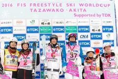 2019FISフリースタイルスキーワールドカップ秋田たざわ湖大会
