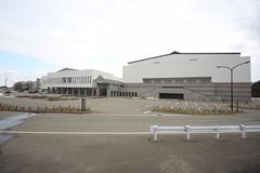 秋田県立武道館イメージ1